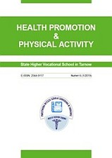 Health Promotion & Physical Activity